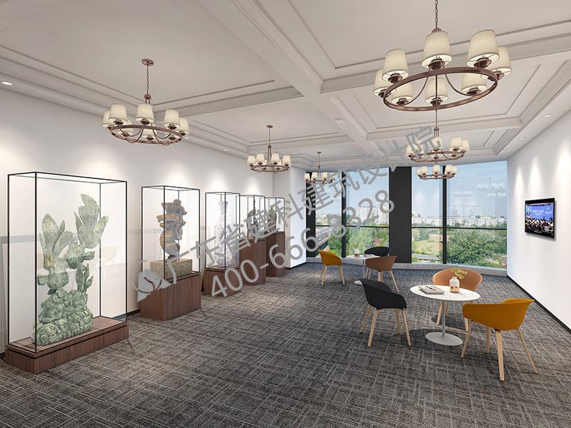 办公楼展示区设计
