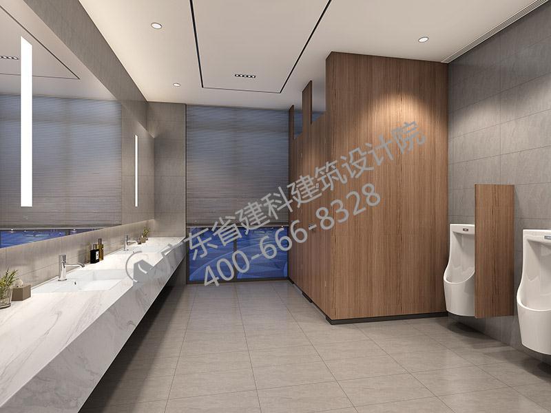 办公楼洗手间设计