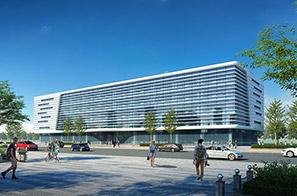 厂房建筑设计