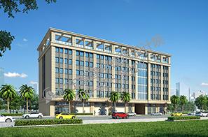 宾馆酒店建筑设计