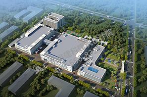 芜湖中汇工业园规划设计