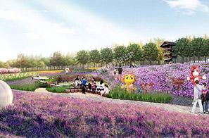 中草药博览园景观设计