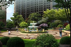 巨龙海港城景观设计