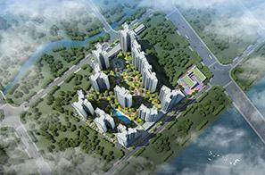望牛墩住宅小区规划设计